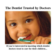 Doctor Kinner is Trusted by Doctors